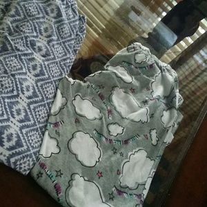 Other - LEGGINGS AND.PJ BOTTOMS both10 dollars